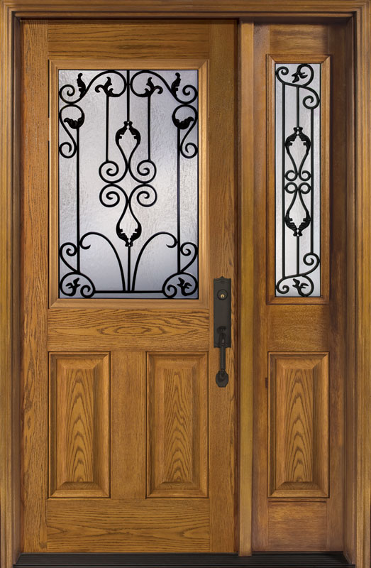 Harbour Craft 174 Fiberglass Doors Toronto Markham
