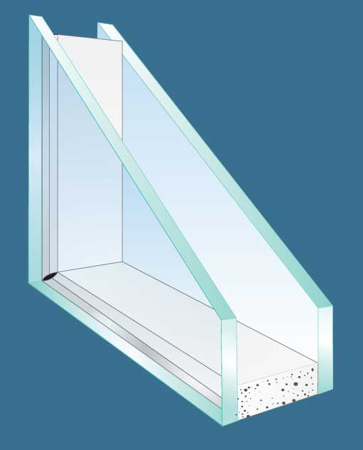 Window panes what is double pane windows for 2 pane window