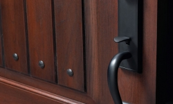 Door Hardware (black)