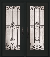 Tru Tech Arteferro Tuscany Glass, Door: A-0885