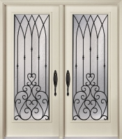 Tru Tech Arteferro Vienna Glass, Door: A-0890