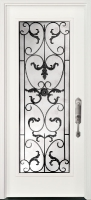 Tru Tech Arteferro Rome Glass, Door: A-0855