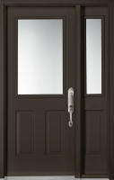 Tru Tech HD Steel Door: B-0601 Sidelite: SB-0601