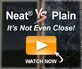 neat-vs-plain less cleaning