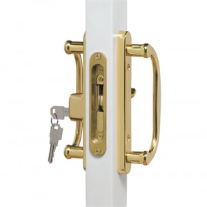 Brass Legacy Lock with Key (upgrade)