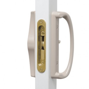 Elite Standard Lock (No Key) Available in White, Black, Ivory and sandalwood