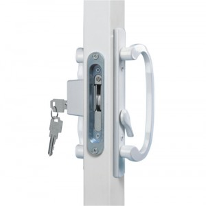 White Legacy Lock with Key (upgrade) Available in Black