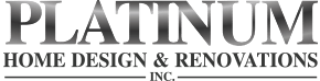 Platinum Home Designs & Renovations Logo